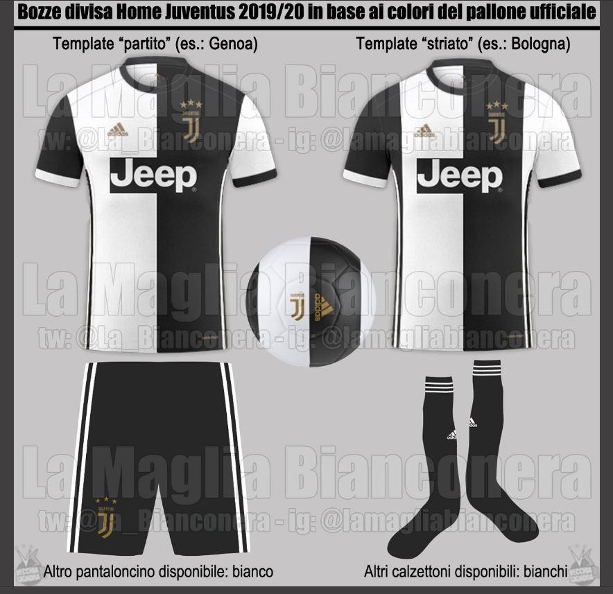 Juventus: ecco le nuove maglie 2019-2020 | L'ARENA del CALCIO