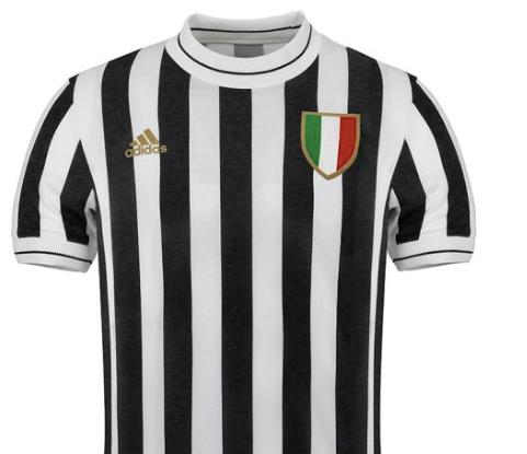 Andata a ruba la nuova maglia retró della Juventus | L'ARENA