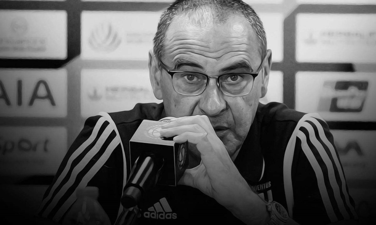 Juventus, Sarri è chiaro: