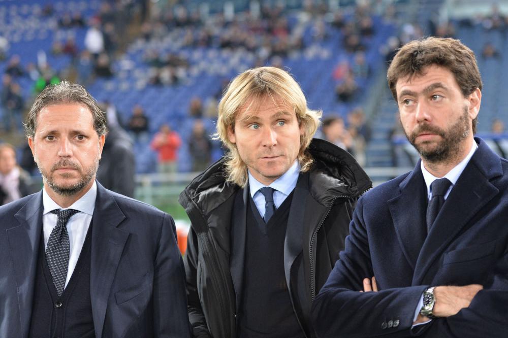 Vertice Agnelli-Paratici-Nedved. Il futuro di Sarri appeso alla gara di  Champions League contro il Lione | L'ARENA del CALCIO